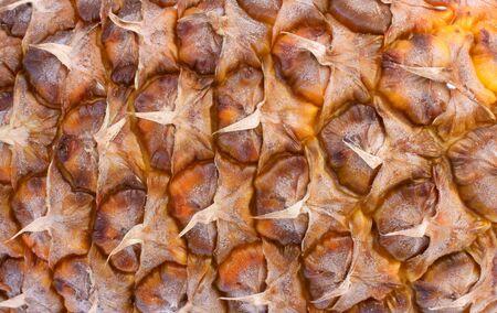 Close-up of a pinapple