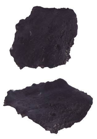Metal shrapnel, isolated on background Stock Photo - 8521812