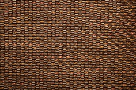 Brown fabric and leather texture background  pattern photo