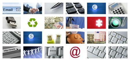 Futuristic Digital Age TV Channels Background, tech communication photo