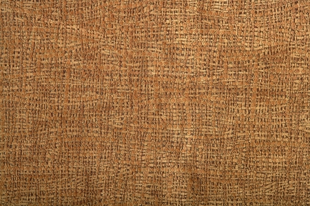 Background pattern of fabric brown leather texture Stock Photo - 6604696