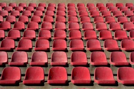 grandstand: edad patr�n de soportes de tribuna de Estadio antiguo