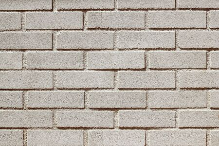 precast concrete white bricks brickwall wall pattern texture photo