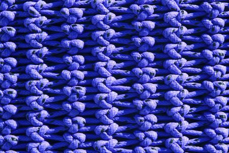 fisherboat net macro detail texture blue knots professional tackle photo