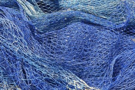 redes de pesca: pesca las redes de los pescadores de patr�n de fondo de bodeg�n tackle  Foto de archivo