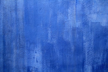 blue wall texture grunge background in Mediterranean house Stock fotó - 8121795