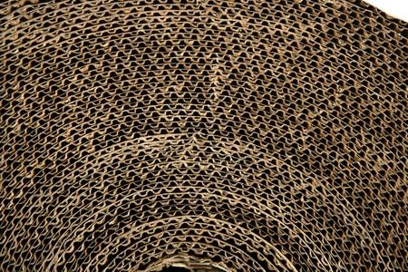 carton: cart�n de textura en color marr�n de embalaje de cart�n