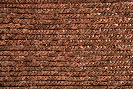 basket handcrafted texture macro closeup detail in brown photo