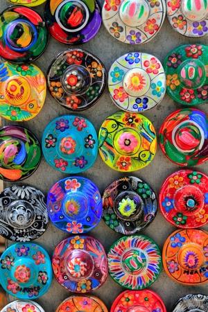 mariachi: Mayan Mexico handcrafts traditional hat Yucatan Stock Photo