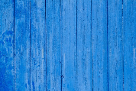 aged grunge weathered blue door wood texture Mediterranean background Stock Photo - 9705866