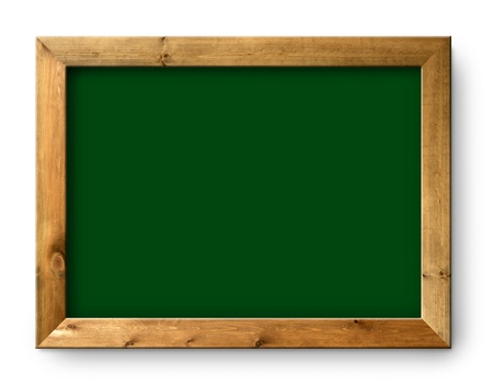 black green blackboard black board copy space copyspace Stock Photo - 9941335