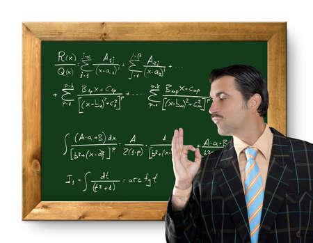 tacky: mathematical formula genius tacky geek easy resolve positive gesture