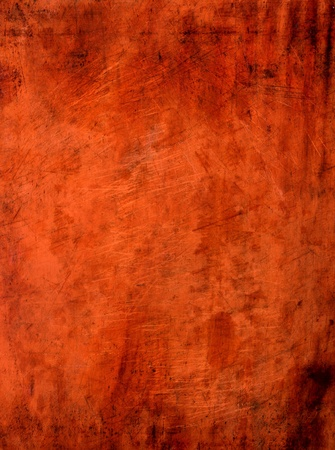 abstact: aged grunge abstact red wooden background