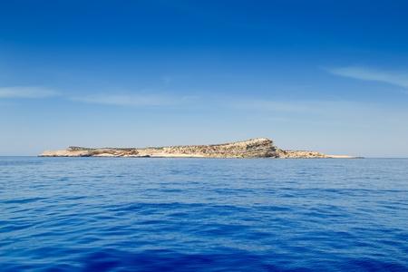 antonio: Ibiza Sa Conillera Conejera island in San Antonio from Balearics