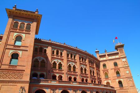 Madrid bullring Las Ventas Plaza de toros Monumental photo