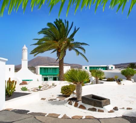 bartolome: Lanzarote san Bartolome monumento Campesino in Canary islands