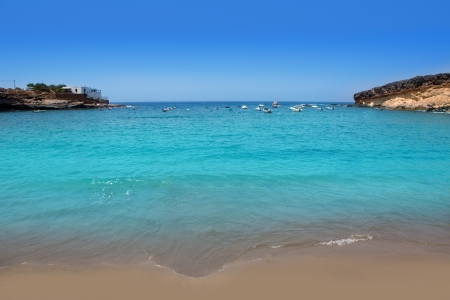 briny: Adeje Costa El Puertecito in Tenerife clear water at Canary Islands Stock Photo