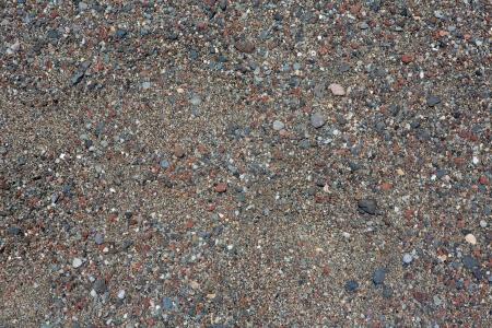 briny: Canary Islands brown beach sand texture closeup macro