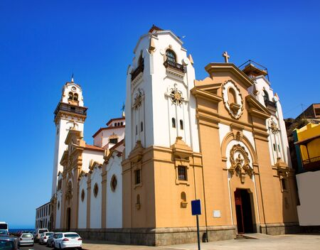 Basilica de Candelaria church in Tenerife at Canary Islands Stock Photo - 15275064