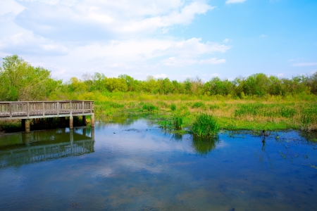 sunset lake: White Lake at Cullinan Park in sugarland near Houston Texas