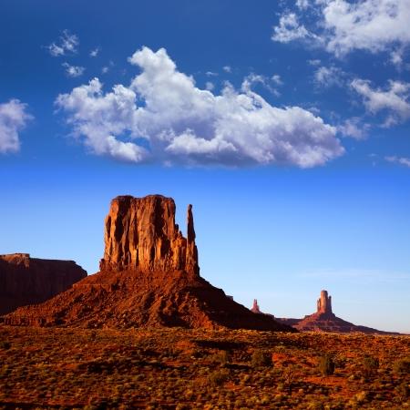 Monument Valley West Mitten Butte Utah National Park