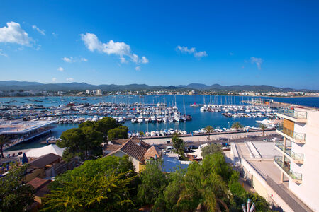 sant: Ibiza San Antonio Abad Sant Antoni de Portmany in Balearic Islands