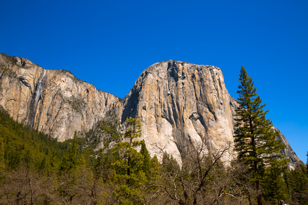 Yosemite National Park El Capitan California USA photo