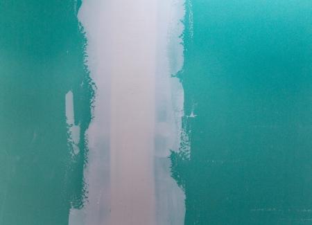 hydrophobic: drywall hydrophobic plasterboard in green plaste seam detail