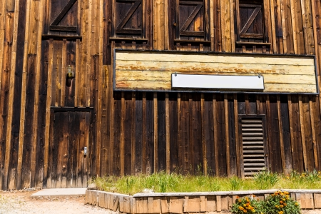 gold rush: California Columbia a real old Western Gold Rush Town in USA