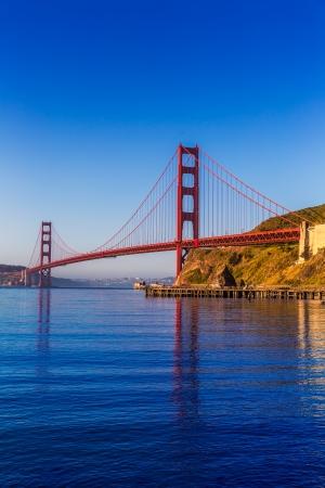 san francisco golden gate bridge: San Francisco Golden Gate Bridge California USA