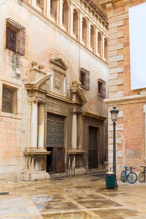 nave: Valencia Patriarca museum in Calle Nau Nave street in Spain