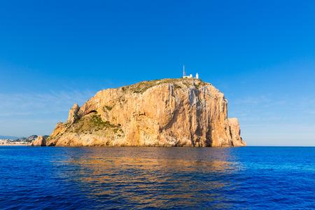 antonio: Cabo de San Antonio cape in Javea Denia Mediterranean sea of Spain