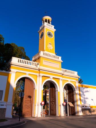 arsenal: Arsenal of Cartagena Murcia XVIII century in Spain