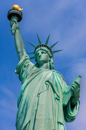 statue of liberty: Liberty Statue New York American Symbol USA US