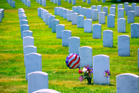 Arlington National Cemetery Virginia VA near Washington DC United States