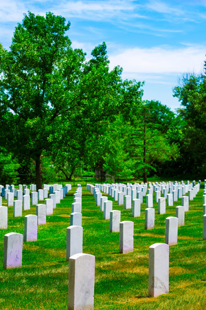 tomb of the unknown soldier: Arlington National Cemetery Virginia VA near Washington DC United States Editorial