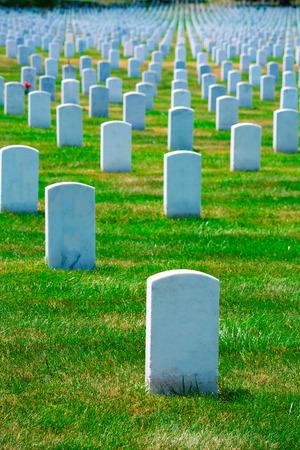 va: Arlington National Cemetery Virginia VA near Washington DC United States Editorial