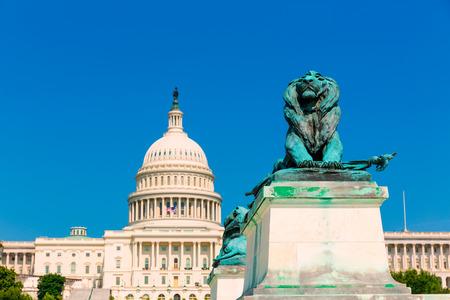 congress: Capitol building Washington DC sunlight USA congress US