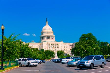 capital building: Capitol building Washington DC USA Pennsylvania Avenue