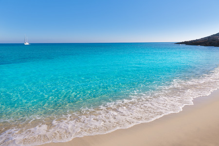 majorca: Majorca Cala Mesquida beach in Mallorca Balearic Islands of Spain