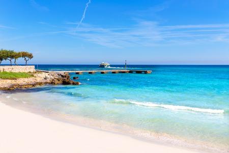 Majorca Cala Millor beach Son Servera Mallorca Balearic islands of Spain