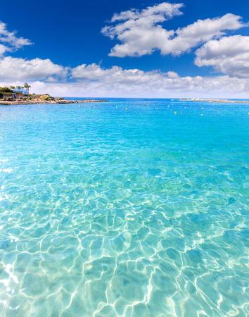 es: Mallorca Marques beach Es Trenc Estany Estanque beach in Balearic islands