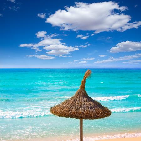 Majorca sArenal arenal beach Platja de Palma in mallorca Balearic Islands