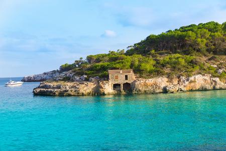 mediterraneo: Majorca sAmarador beach Amarador in Mondrago Mondragon Natural Park of Mallorca Balearic Island