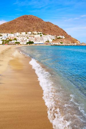san jose: Almeria Cabo de Gata San Jose beach and village of Spain
