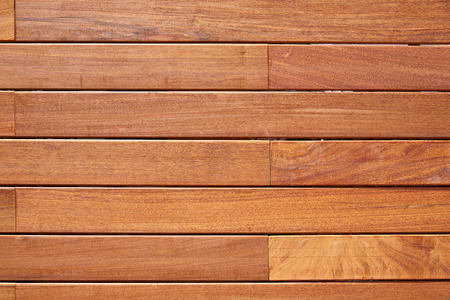 decking: Ipe teak wood decking fence pattern tropical wood texture background
