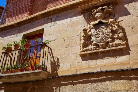 rioja: Granon in The way of Saint James in La Rioja Logrono