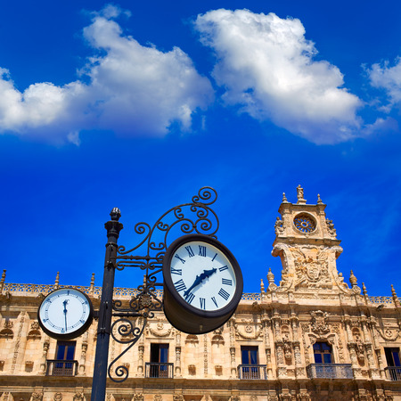 leon: San Marcos in Leon at the way of Saint James Castilla Spain