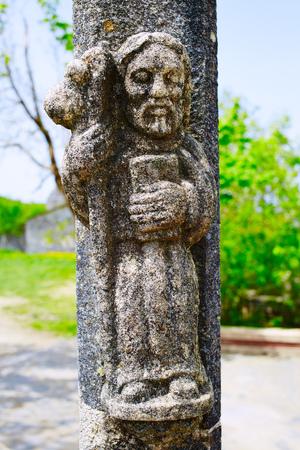 galicia: O Cebreiro by the way of Saint James in Galicia Spain