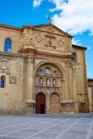 domingo: The way of Saint James by Santo Domingo de la Calzada La Rioja